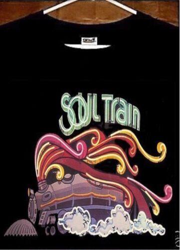 Soul Train T shirt; Soul Train Tee shirt