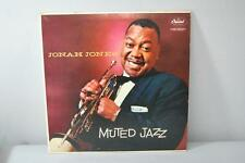 Muted Jazz LP Jonah Jones Capitol Records NM Vinyl and Cover