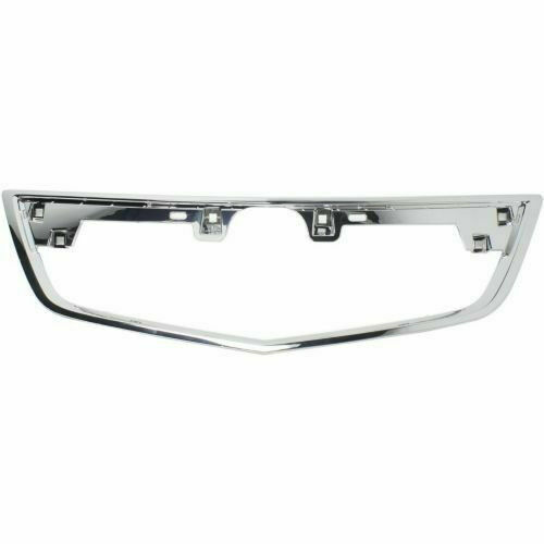 NEW CHROME GRILLE MOLDING FITS 2012-2014 ACURA TL