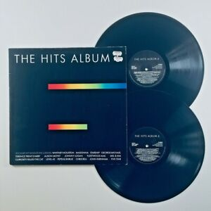 The-Hits-Album-6-1987-Gatefold-Double-LP-Album-Vinyl-Record-80s-Compilation