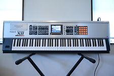 Roland Fantom X8 88-Key Sampling Workstation Keyboard Synthesizer Ver 2.01