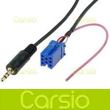 Blaupunkt Stereo Radio CD Changer Aux Input Adaptor Audio Interface 3.5mm Jack