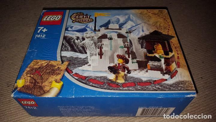 LEGO ORIENT EXPedizione 7412 NUOVO -  Yeti's Hideout - ANNO 2003 nuovo MISB  marchi di moda