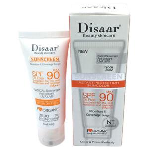 Disaar-cura-della-pelle-del-viso-Crema-solare-con-una-lunga-durata-waterproof-CORRETTORE-BB-C-4N6