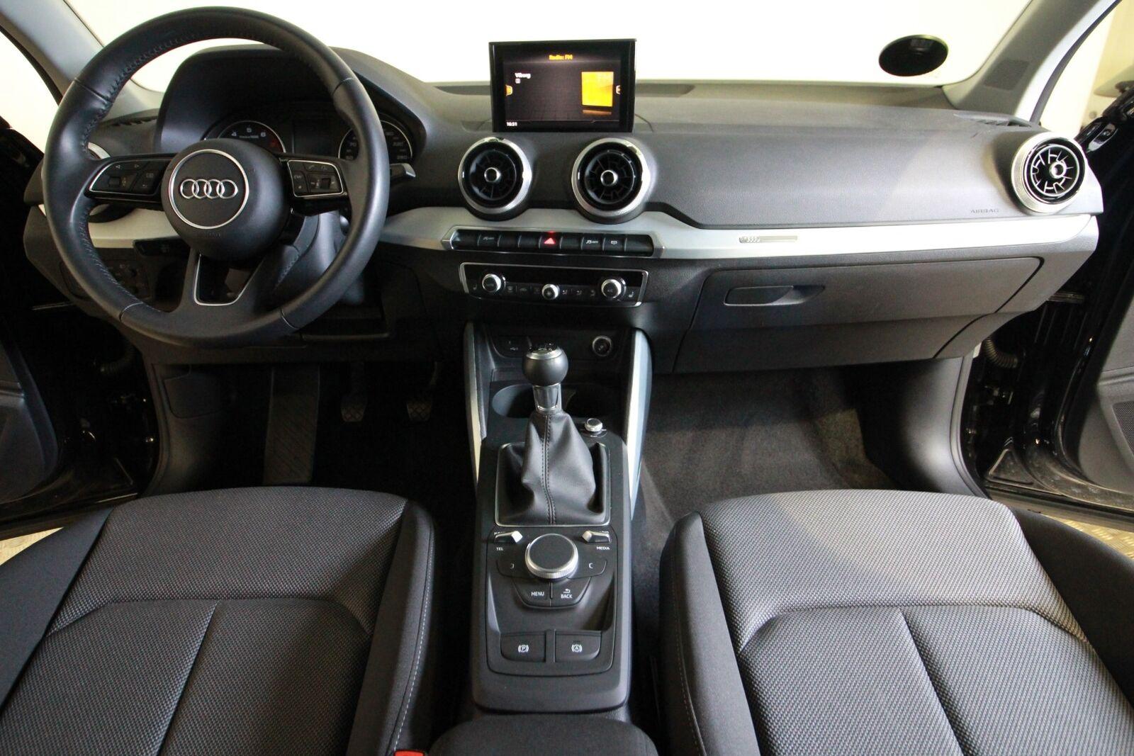 Audi Q2 TFSi Sport