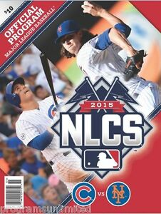 2015-CUBS-VS-METS-NATIONAL-LEAGUE-CHAMPIONSHIP-PROGRAM-RIZZO-BACK-COVER-NLCS