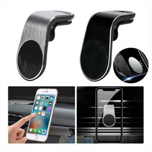 Car Magnet Magnetic Air Vent Stand Mount Holder For Mobile Cell Phone Universal