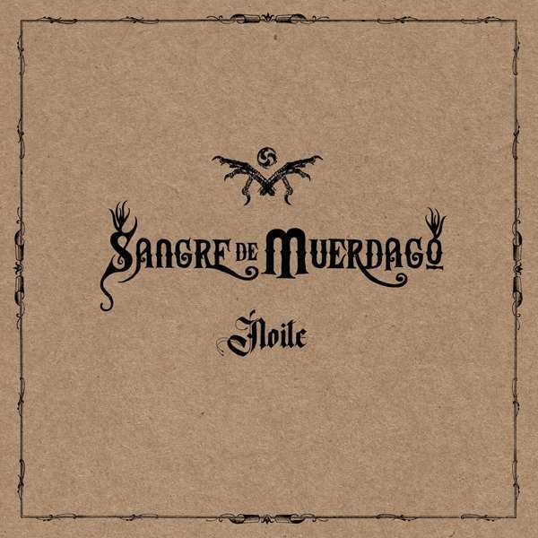 SANGRE DE MUERDAGO - Noite CD  In Gowan Ring Birch Book of the wand and the moon