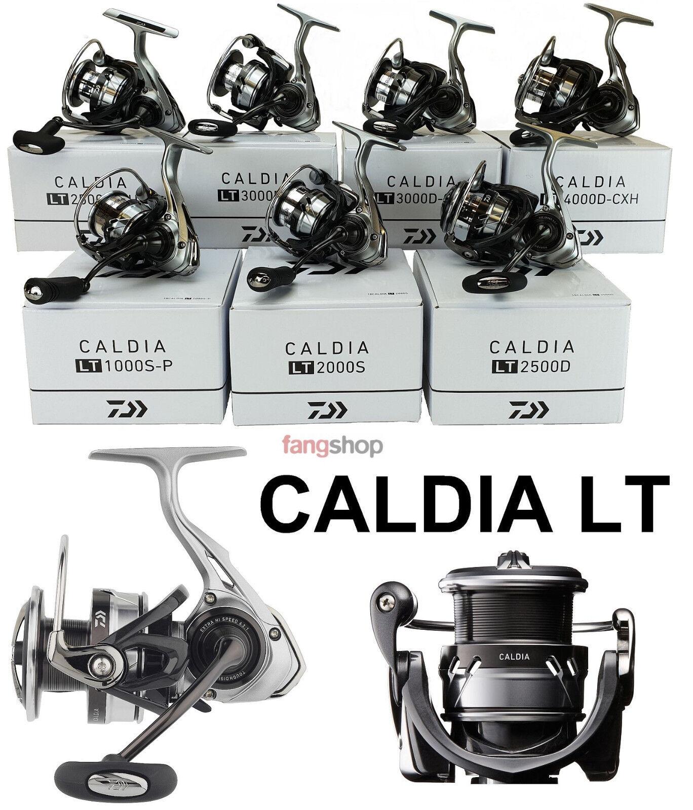 Daiwa CALDIA extrem LT extrem CALDIA leichte Angelrolle 1000 2000 2500 3000 4000 5000 6000 f51db6