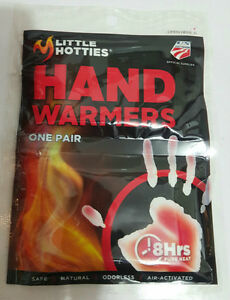 1-Pair-2-Little-HOTTIES-Hand-Warmers-Heat-Pack-Socks-Heater-Snow-Ski-Body-SYD