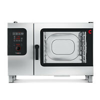 Convotherm C4ed6.20eb Full-size Electric Combi Oven With Easy Dial Controls