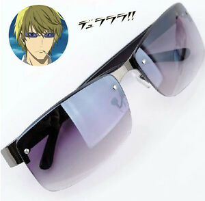 DuRaRaRa!! Heiwajima Shizuo Sunglasses Glasses Sfumatura ...