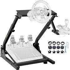 Vevor Racing Simulator Steering Wheel Stand For Logitech G920 G29 Thrustmaster