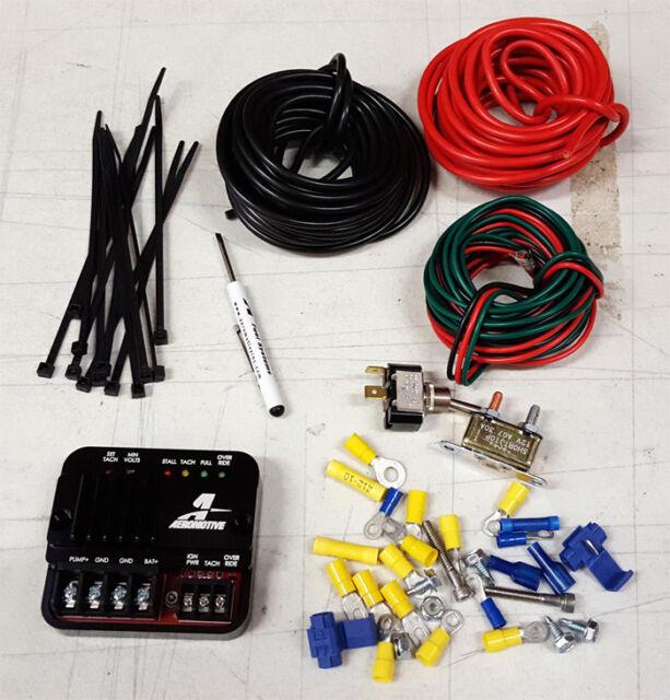 Pleasing Aeromotive Billet Fuel Pump Speed Controller Solid State Wiring Digital Resources Bletukbiperorg