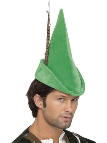 costume Natale Robin HOOD cappello una taglia unisex ELF