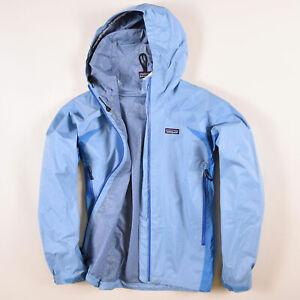 Giacca Patagonia antipioggia Giacca de Gr 62773 42 da donna l sottile Blu 6fwU0q