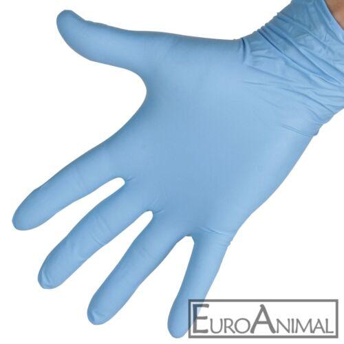 Nitrile Handschuhe Melkhandschuhe Einmalhandschuhe Gr.M 4mil Handschuh 100 Stück