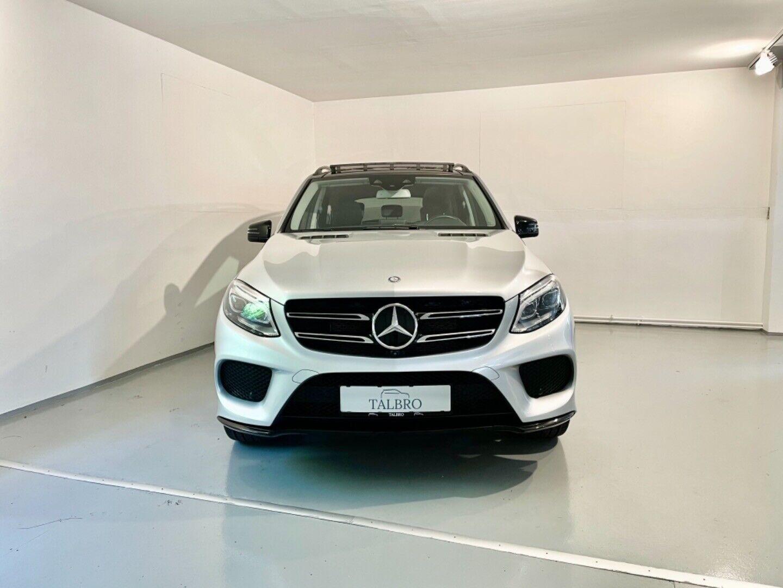 Mercedes – GLE400