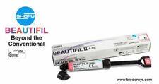 Shofu Beautifil Ii 45gm Bleach White Bw Shade Nano Hybrid Composite Dental