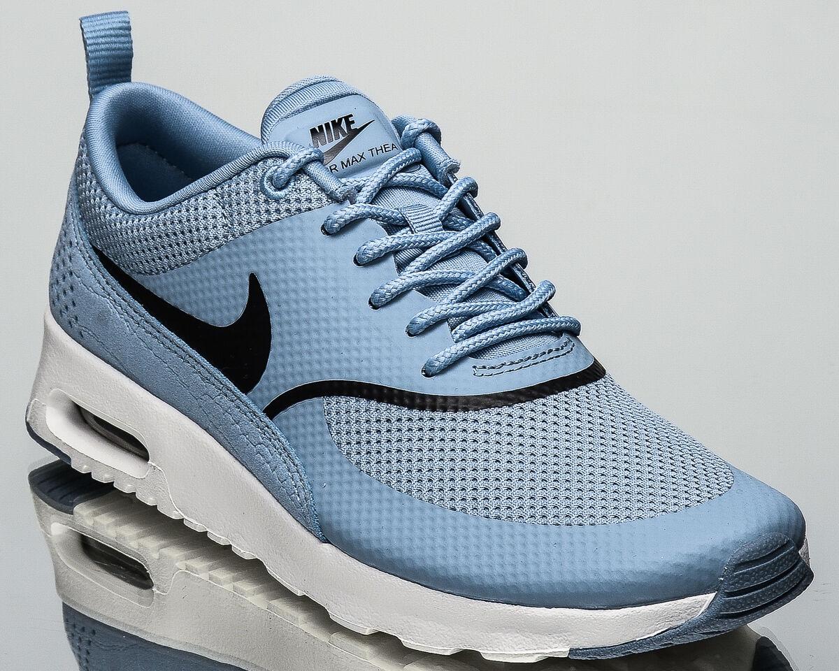 Nike air max wmns thea donne donne donne di scarpe da ginnastica nuove 599409-414 grigio - blu | Prezzo Pazzesco  e3428b