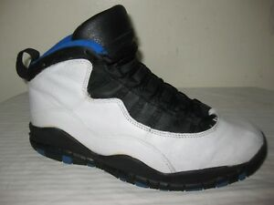Original OG 1995 Nike Air Jordan 10 X New York Knicks City Series # 130209-103