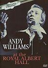 Andy Williams - At The Royal Albert Hall (DVD, 2008)