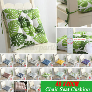 Seat-Cushions-Round-Soft-Chair-Pad-Mat-Dining-Garden-Patio-Home-Office-Indoor