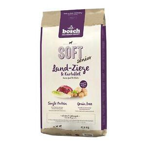 Bosch-SOFT-SENIOR-LAND-ZIEGE-amp-KARTOFFEL-12-5kg-Single-Protein-Hundefutter