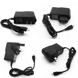 New-5V-2A-AC-Micro-USB-Wall-Charger-For-Android-Phone-Tablet-PC-US-EU-UK-AU-Plug