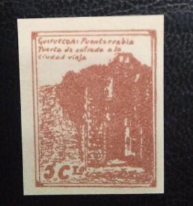 FUENTERRABIA-GUPUZCOA-NO-CATALOGADA-5-CTS-CASTANO-PUERTA-DE-ENTRADA