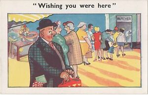 POSTCARD-COMIC-Wishing-you-were-here