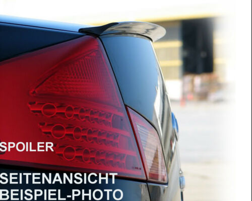 Auto-Tuning & -Styling MERCEDES CLK CABRIOLET A209 SPOILER ...