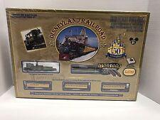 Disney Disneyland 50th Anniversary Railroad Train Limited Bachman Olszewski