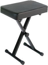 Yamaha Piano Stool Chair PKBB1 Adjustable Padded Seat Keyboard Bench - Black