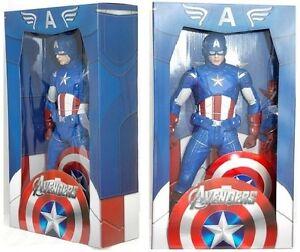 Avengers-CAPTAIN-AMERICA-1-4-scale-movie-figure-statue-NECA-Reel-Toys-NIB