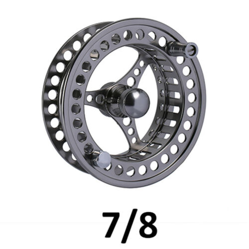 Fly Fishing Reel 3//4 5//6 7//8 9//10 WT Large Arbor Aluminum Fly Reel Bass Trout