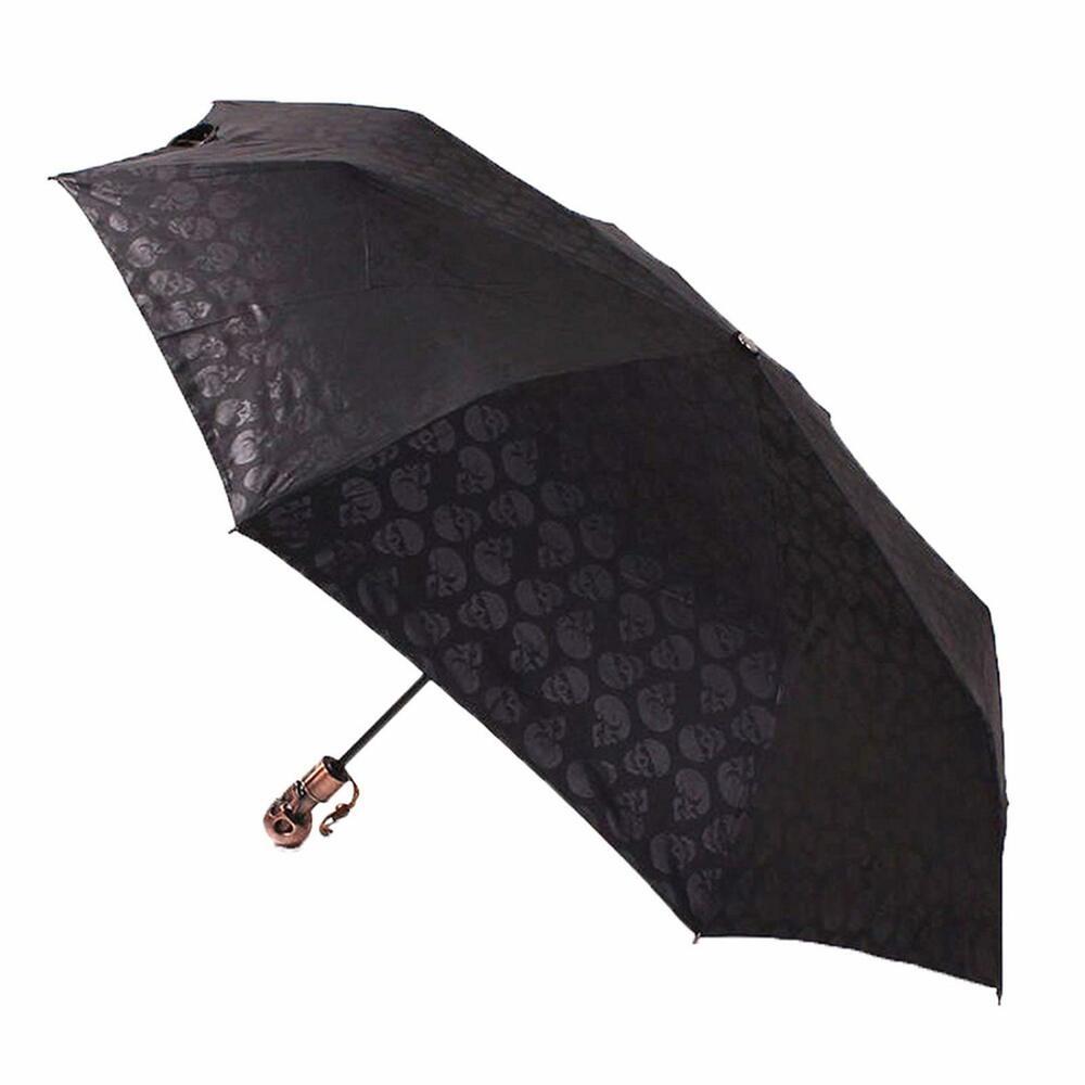 Couleur Goutte à Goutte Automatique Crâne Parapluie Auto Ouvrir & Fermer Une Lumière Du Soleil Intense Neige Fondue 1pc ArôMe Parfumé