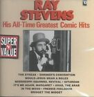 His All-Time Greatest Comic Hits by Ray Stevens (CD, Jun-1990, Curb)