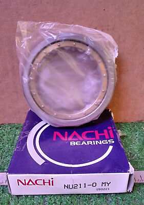 1 NEW NACHI 6310ZE ROLLER BEARING ***MAKE OFFER***