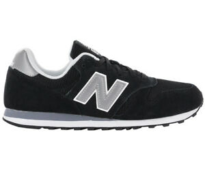 b4bb6a76424584 New Balance Classics 373 ML373GRE Men s Sneaker Black Shoes Sneakers ...