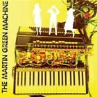 The Martin Green Machine First Sighting CD 2009
