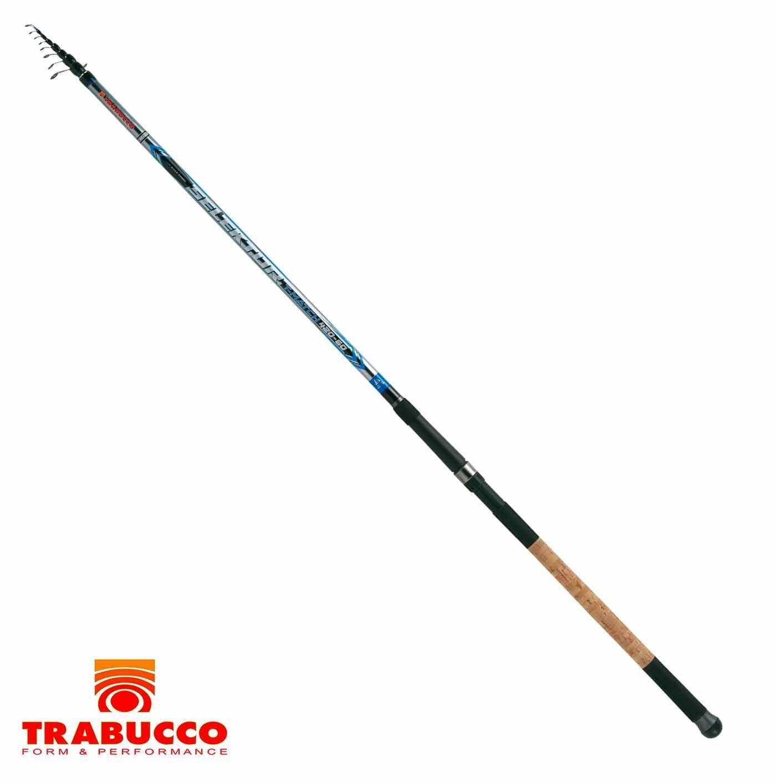 Canna Pesca Telematch Trabucco Selektor TMatch 1030 Gr 4.204.50 m autobon RN