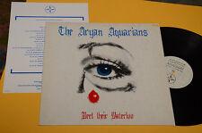 ARYAN AQUARIANS LP MEET THEIR WATERLOO ORIG 1987 EX++ TOP COLLECTORS