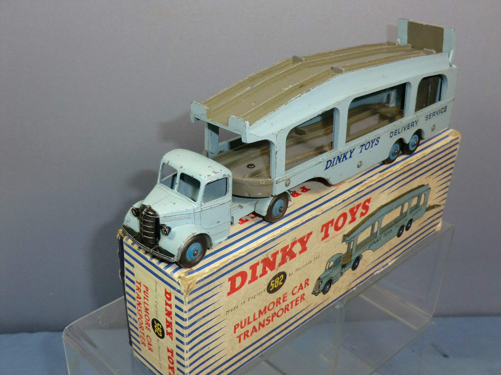 DINKY TOYS modèle No.582 PULLMORE CAR TRANSPORTER