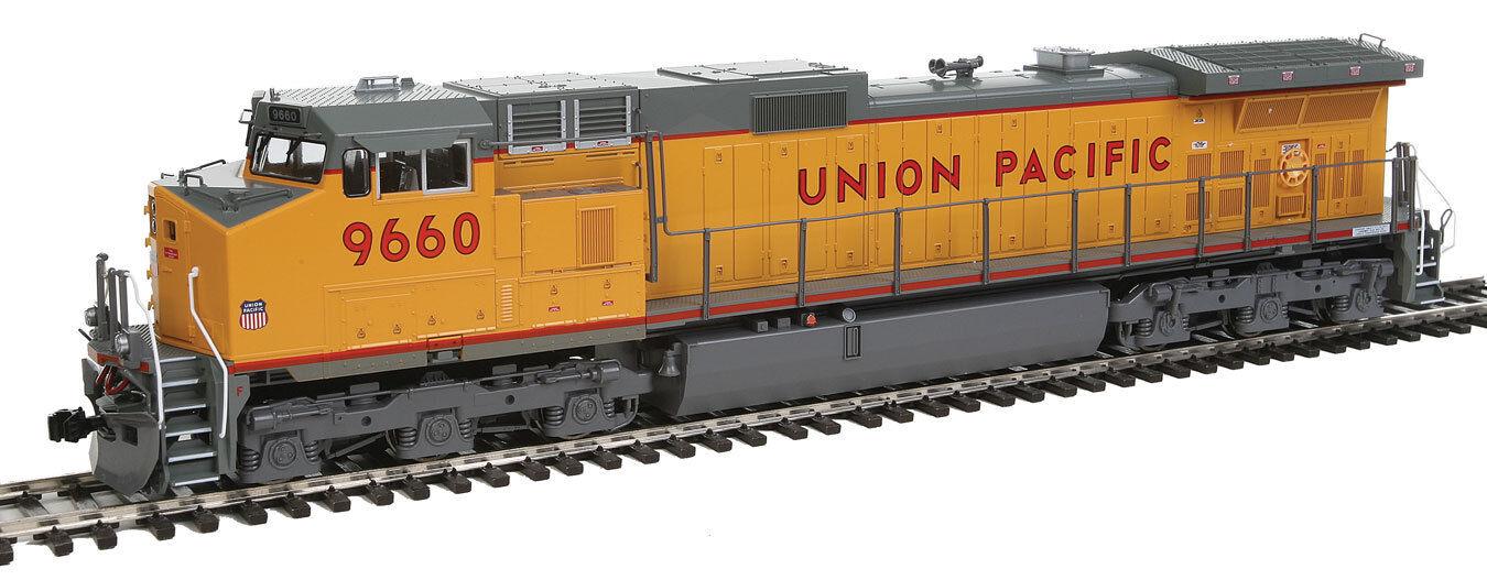 ESCALA H0 - KATO Locomotora diesel GE c44-9w Union Pacific 37-6633 NEU