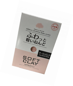 Daiso-Japan-Soft-Clay-Arcillasuave-Lightweight-Salmon-Pink-1pack-F-S