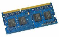 4GB DDR3 (1x4GB) 1600MHz PC3L-12800S 1Rx8 SO-DIMM 204-PIN LAPTOP MEMORY RAM