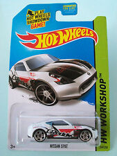 Hot Wheels 2014 HW Workshop - NISSAN 370Z #249/250 - New In Packet