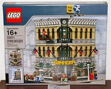 NEW SEALED LEGO 10211 CITY CREATOR GRAND EMPORIUM SHOPPING STORE MODULAR