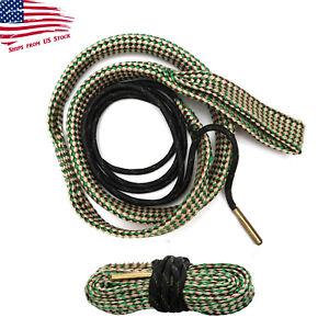 Bore Snake Barrel Cleaner for 22 5.56mm, 30 303 308 30-06 7.62mm 38 9mm 12GA Gun